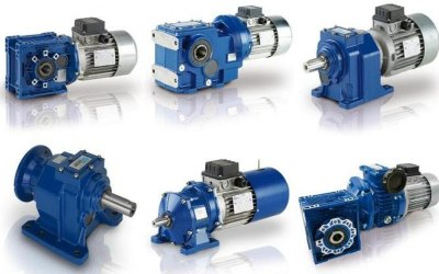 Drive units for Nord gear motor 3d model