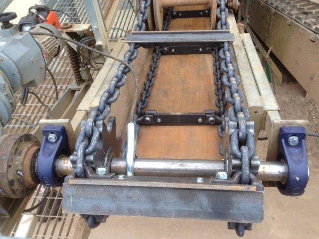 Scraper Chain Systems